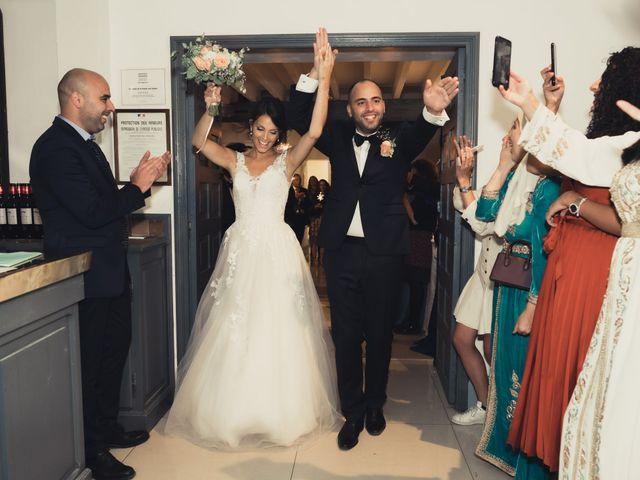 Le mariage de Ossama et Lucie à Boulogne-Billancourt, Hauts-de-Seine 84