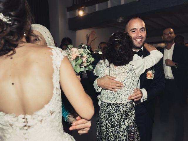 Le mariage de Ossama et Lucie à Boulogne-Billancourt, Hauts-de-Seine 86