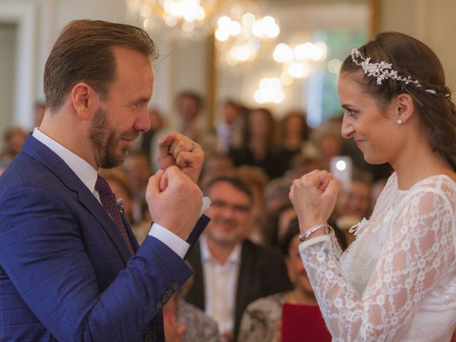 Le mariage de Renaud et Nina à Gournay-sur-Marne, Seine-Saint-Denis 16