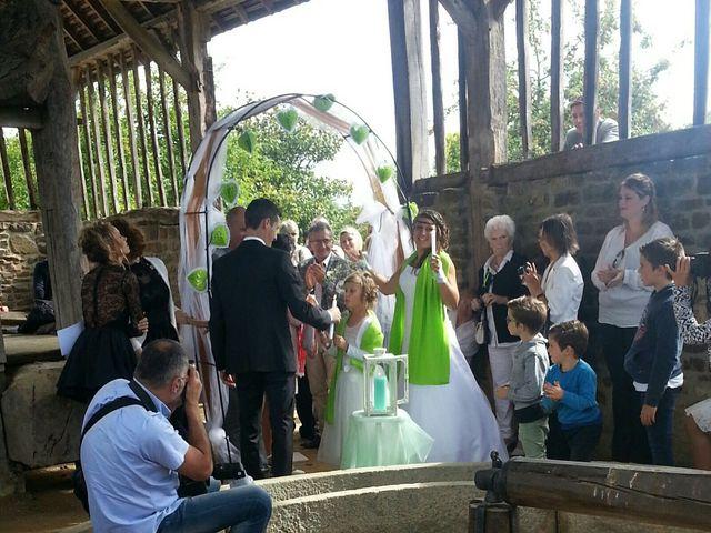 Le mariage de Steve et Stephanie  à Lonlay-l'Abbaye, Orne 6