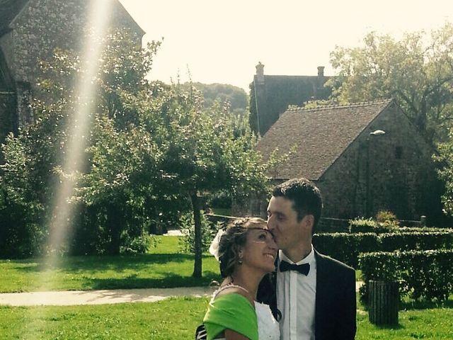Le mariage de Steve et Stephanie  à Lonlay-l'Abbaye, Orne 1