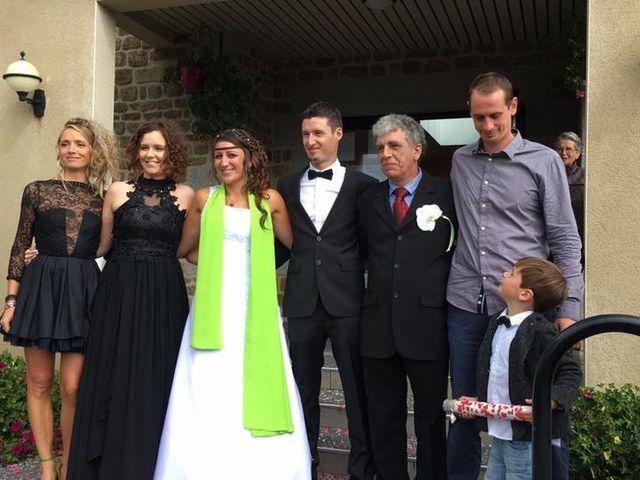 Le mariage de Steve et Stephanie  à Lonlay-l'Abbaye, Orne 22