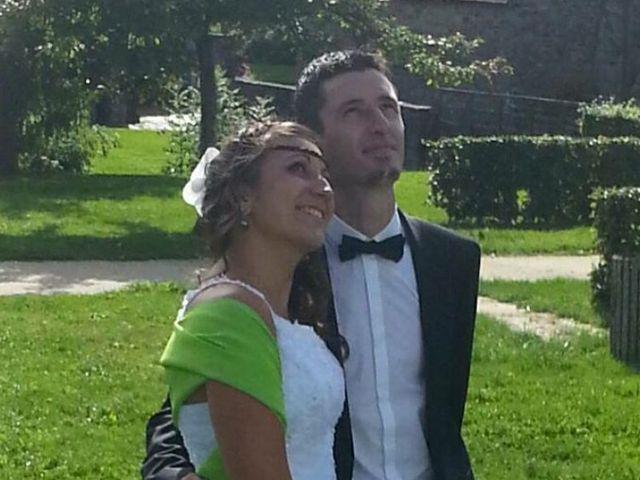 Le mariage de Steve et Stephanie  à Lonlay-l'Abbaye, Orne 23