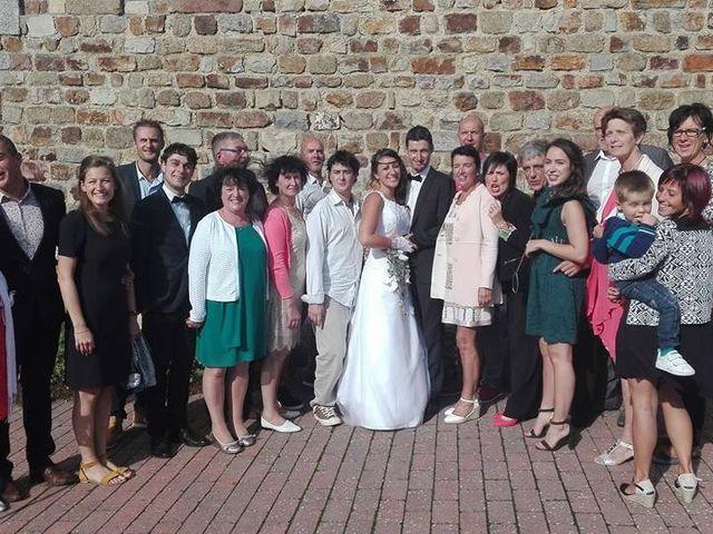Le mariage de Steve et Stephanie  à Lonlay-l'Abbaye, Orne 26