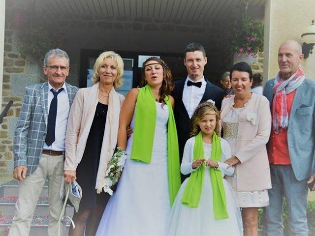 Le mariage de Steve et Stephanie  à Lonlay-l'Abbaye, Orne 30