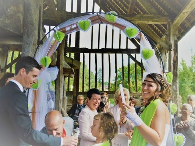 Le mariage de Steve et Stephanie  à Lonlay-l'Abbaye, Orne 33