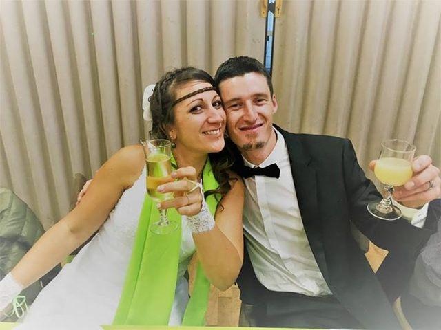 Le mariage de Steve et Stephanie  à Lonlay-l'Abbaye, Orne 36