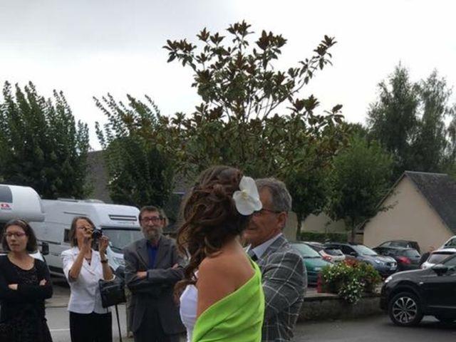 Le mariage de Steve et Stephanie  à Lonlay-l'Abbaye, Orne 43