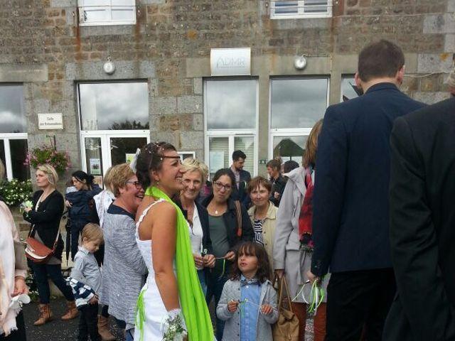 Le mariage de Steve et Stephanie  à Lonlay-l'Abbaye, Orne 45
