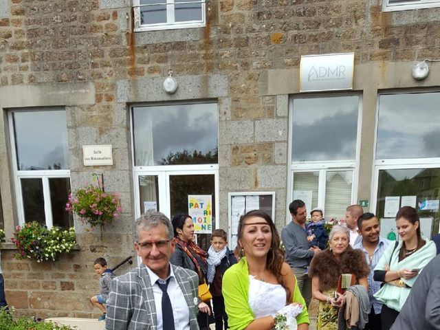 Le mariage de Steve et Stephanie  à Lonlay-l'Abbaye, Orne 51