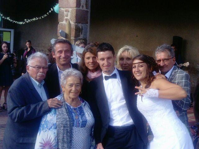Le mariage de Steve et Stephanie  à Lonlay-l'Abbaye, Orne 59