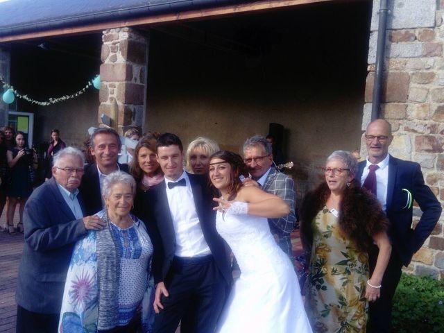 Le mariage de Steve et Stephanie  à Lonlay-l'Abbaye, Orne 60
