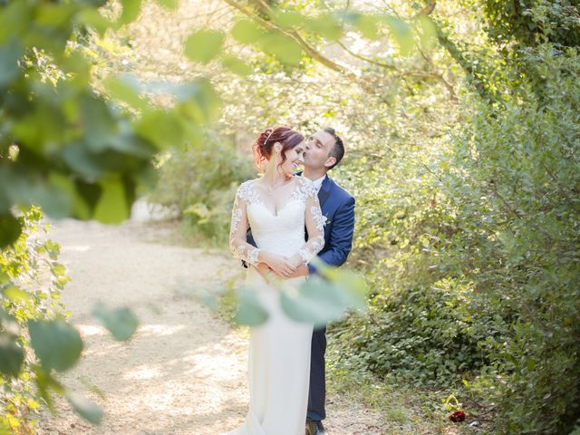 Le mariage de Julien et Meggy à Gémenos, Bouches-du-Rhône 18