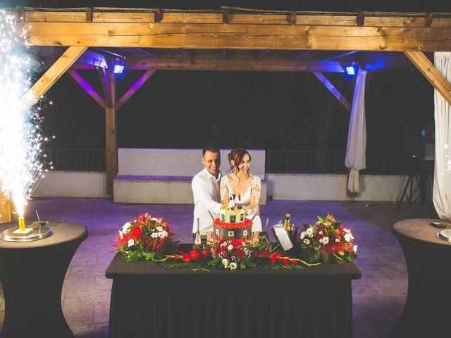 Le mariage de Julien et Meggy à Gémenos, Bouches-du-Rhône 25