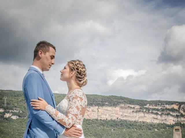 Le mariage de Cedric et Laetitia à Montalieu-Vercieu, Isère 9