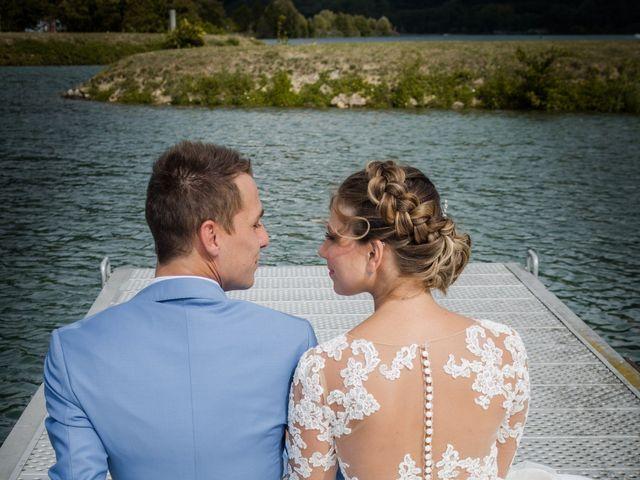 Le mariage de Cedric et Laetitia à Montalieu-Vercieu, Isère 11
