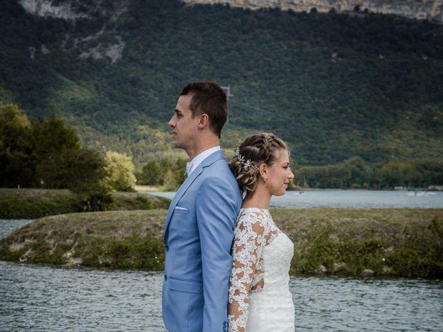 Le mariage de Cedric et Laetitia à Montalieu-Vercieu, Isère 13