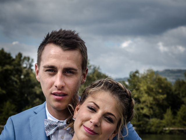 Le mariage de Cedric et Laetitia à Montalieu-Vercieu, Isère 15