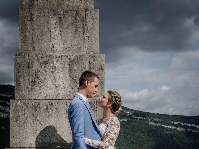 Le mariage de Cedric et Laetitia à Montalieu-Vercieu, Isère 2
