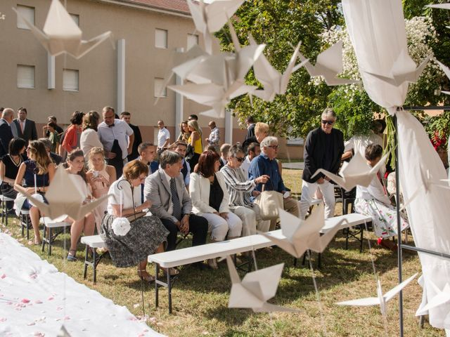 Le mariage de Cedric et Laetitia à Montalieu-Vercieu, Isère 20