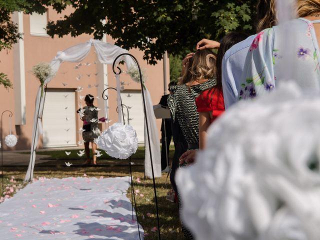 Le mariage de Cedric et Laetitia à Montalieu-Vercieu, Isère 21