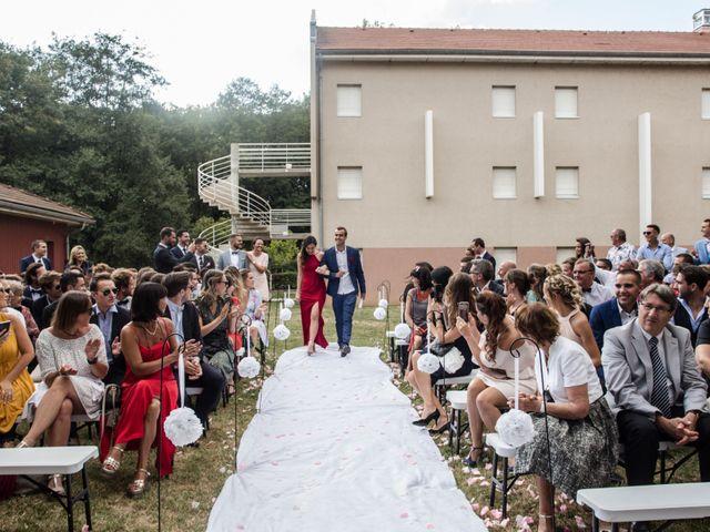 Le mariage de Cedric et Laetitia à Montalieu-Vercieu, Isère 22