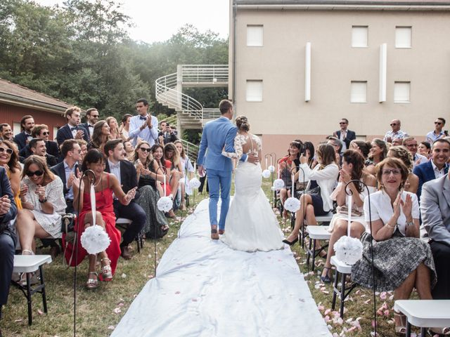 Le mariage de Cedric et Laetitia à Montalieu-Vercieu, Isère 24