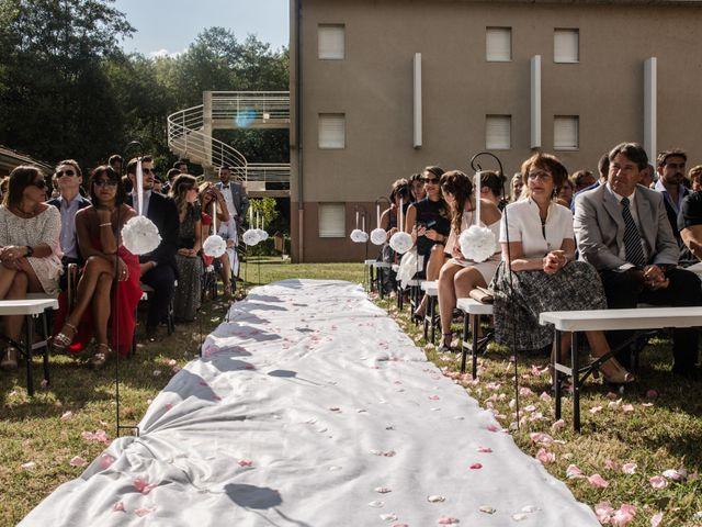 Le mariage de Cedric et Laetitia à Montalieu-Vercieu, Isère 27