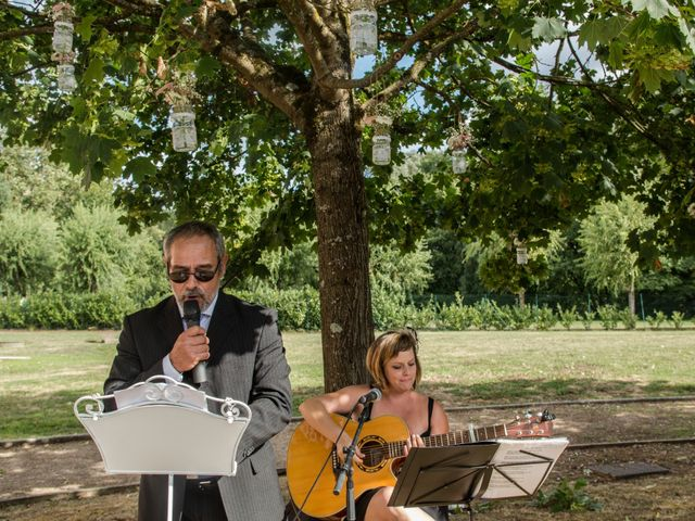 Le mariage de Cedric et Laetitia à Montalieu-Vercieu, Isère 28