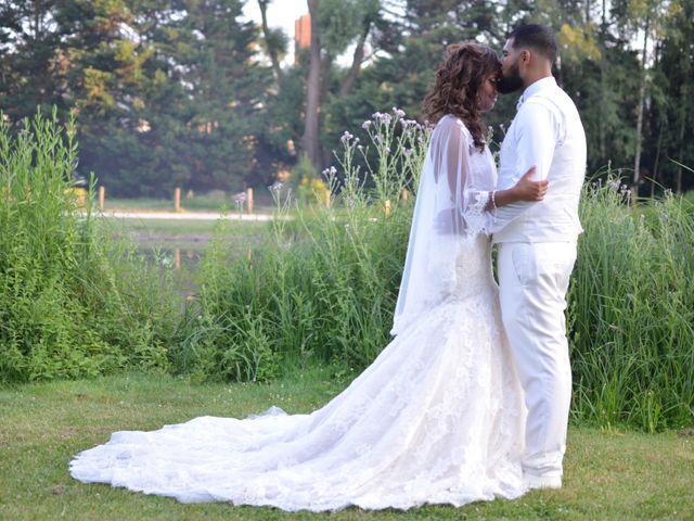 Le mariage de Suzette et Marcelo