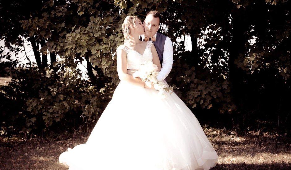 Le mariage de Alexandre et Wendy à Vauréal, Val-d'Oise