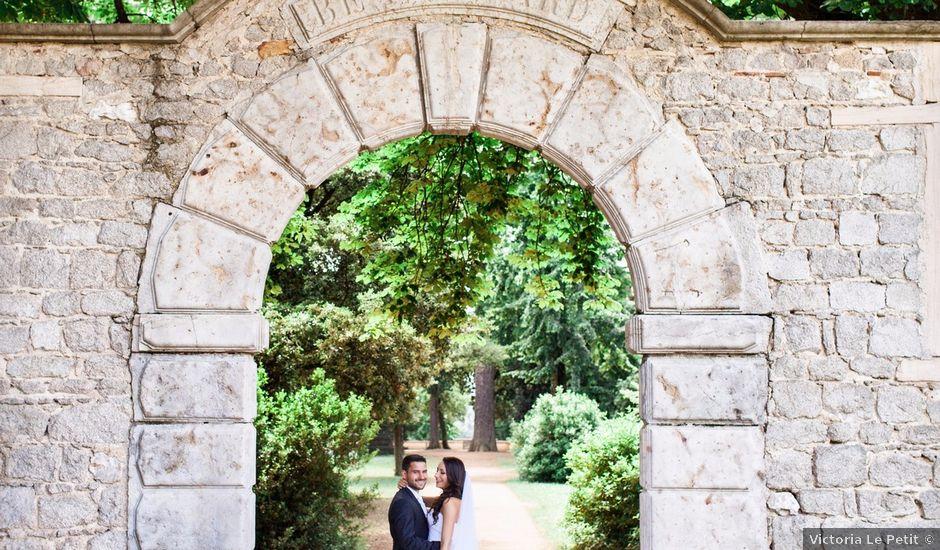 Le mariage de Alexis et Laury à Oullins, Rhône