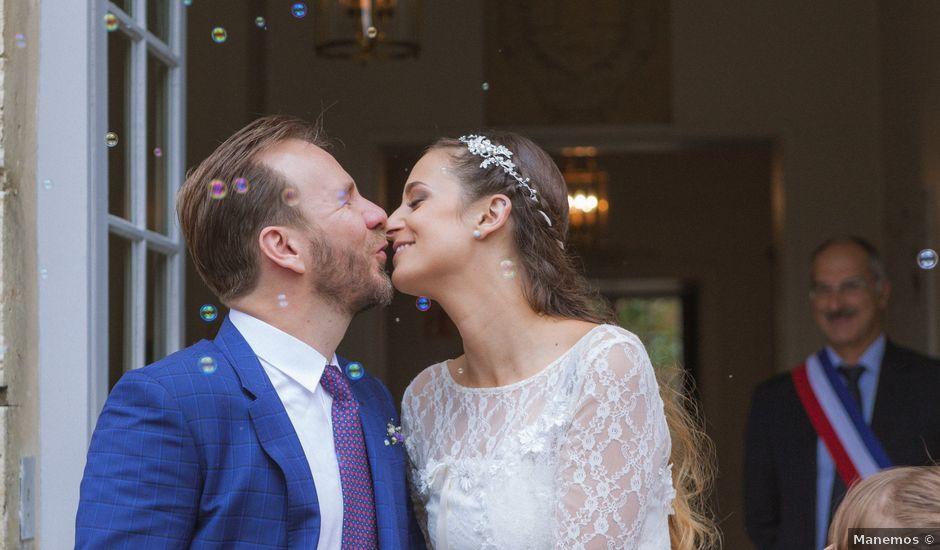 Le mariage de Renaud et Nina à Gournay-sur-Marne, Seine-Saint-Denis