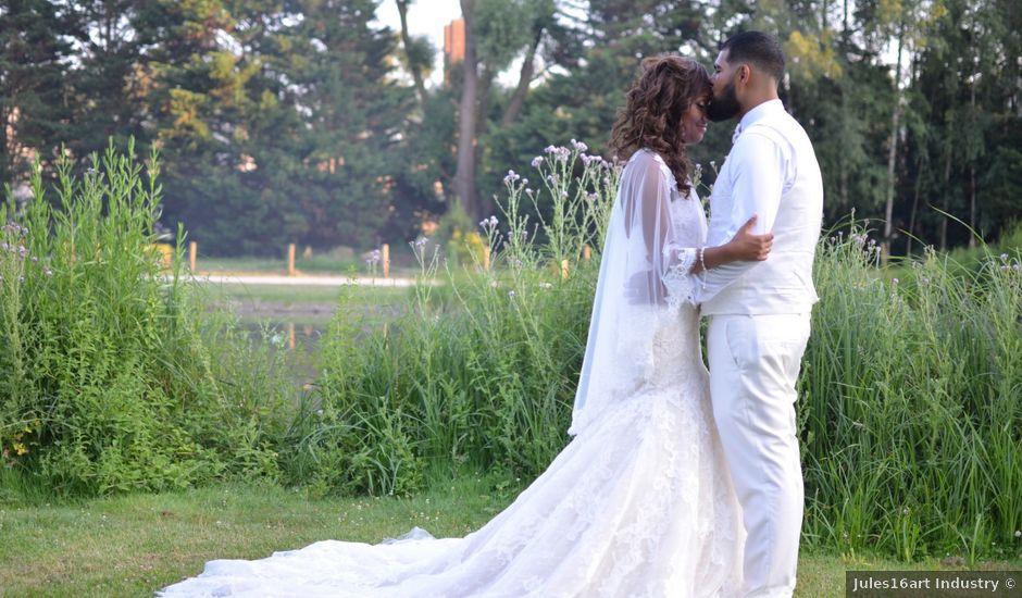 Le mariage de Marcelo et Suzette à Saint-Denis, Seine-Saint-Denis
