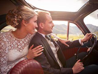 Le mariage de Elodie et Antoine