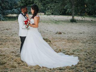 Le mariage de Leslie et Jérome 1