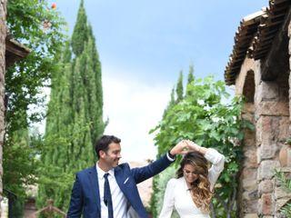 Le mariage de Élena et Mathieu 1