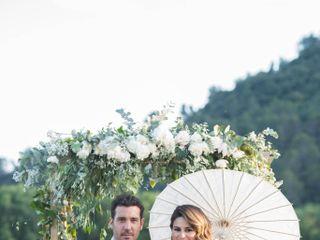 Le mariage de Élena et Mathieu