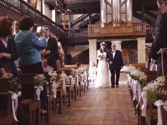 Le mariage de Matthieu et Anne-Sophie à Ciboure, Pyrénées-Atlantiques 14