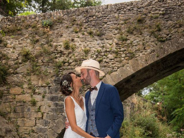 Le mariage de Maarten et Julie à Bouriège, Aude 8