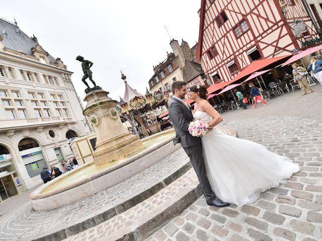 Le mariage de Diane et Arnaud à Dijon, Côte d'Or 7
