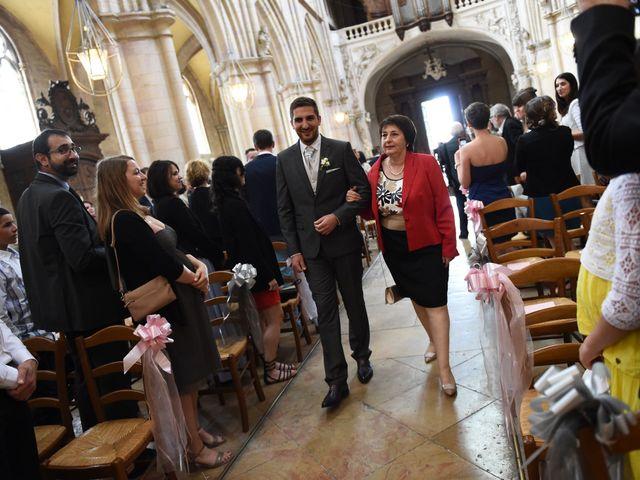 Le mariage de Diane et Arnaud à Dijon, Côte d'Or 17