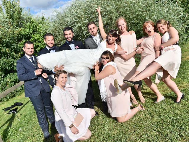 Le mariage de Diane et Arnaud à Dijon, Côte d'Or 31