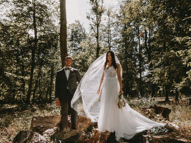 Le mariage de Alison et Pierre