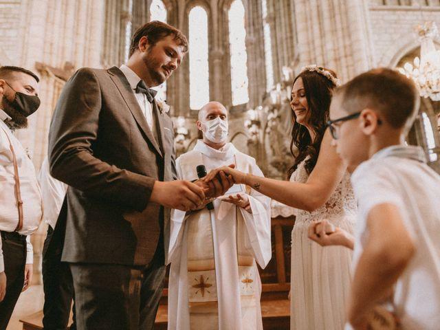 Le mariage de Pierre et Alison à Joinville, Haute-Marne 77