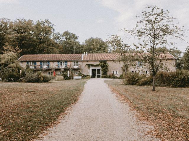 Le mariage de Pierre et Alison à Joinville, Haute-Marne 94