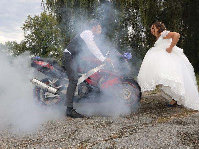 Le mariage de Charles et Jessica à Saint-Thomas-en-Royans, Drôme 12