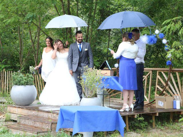 Le mariage de Charles et Jessica à Saint-Thomas-en-Royans, Drôme 13
