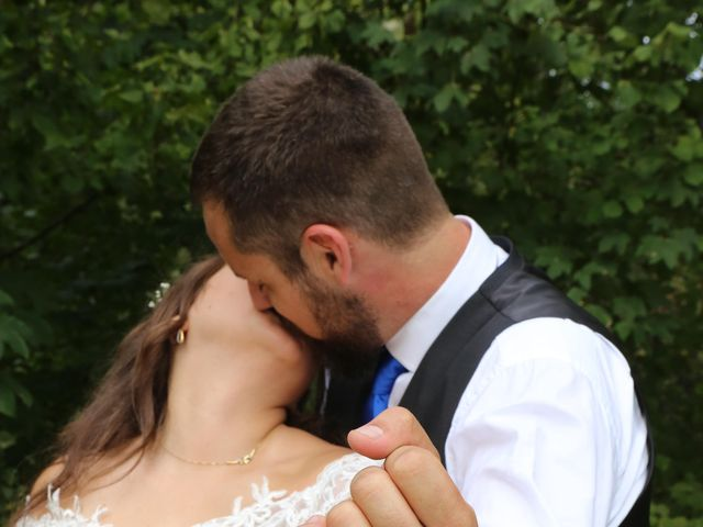 Le mariage de Charles et Jessica à Saint-Thomas-en-Royans, Drôme 15