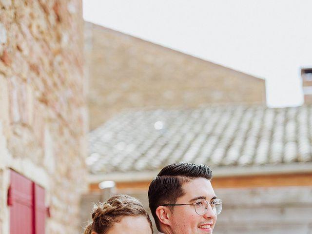 Le mariage de Maxime et Marie à Lacenas, Rhône 45